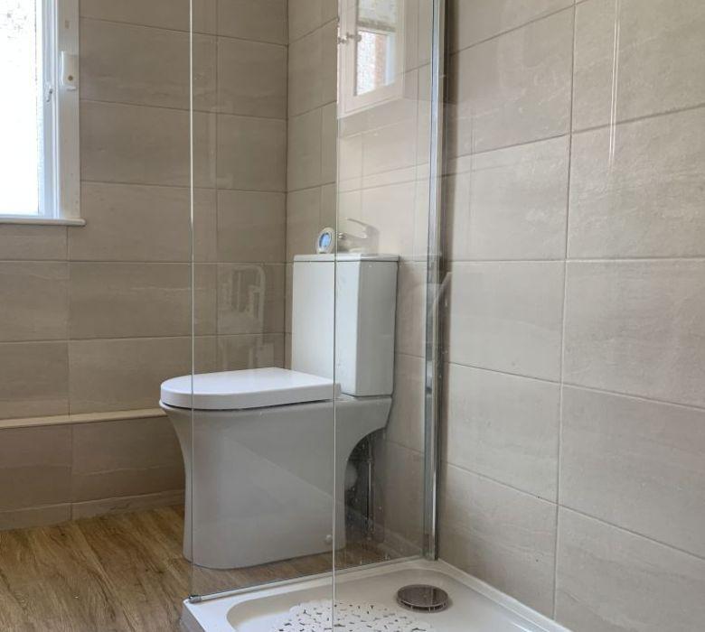 Creating a safe bathroom, St Helens