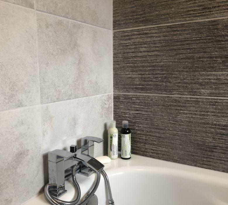 A Great Choice for a Family Bathroom