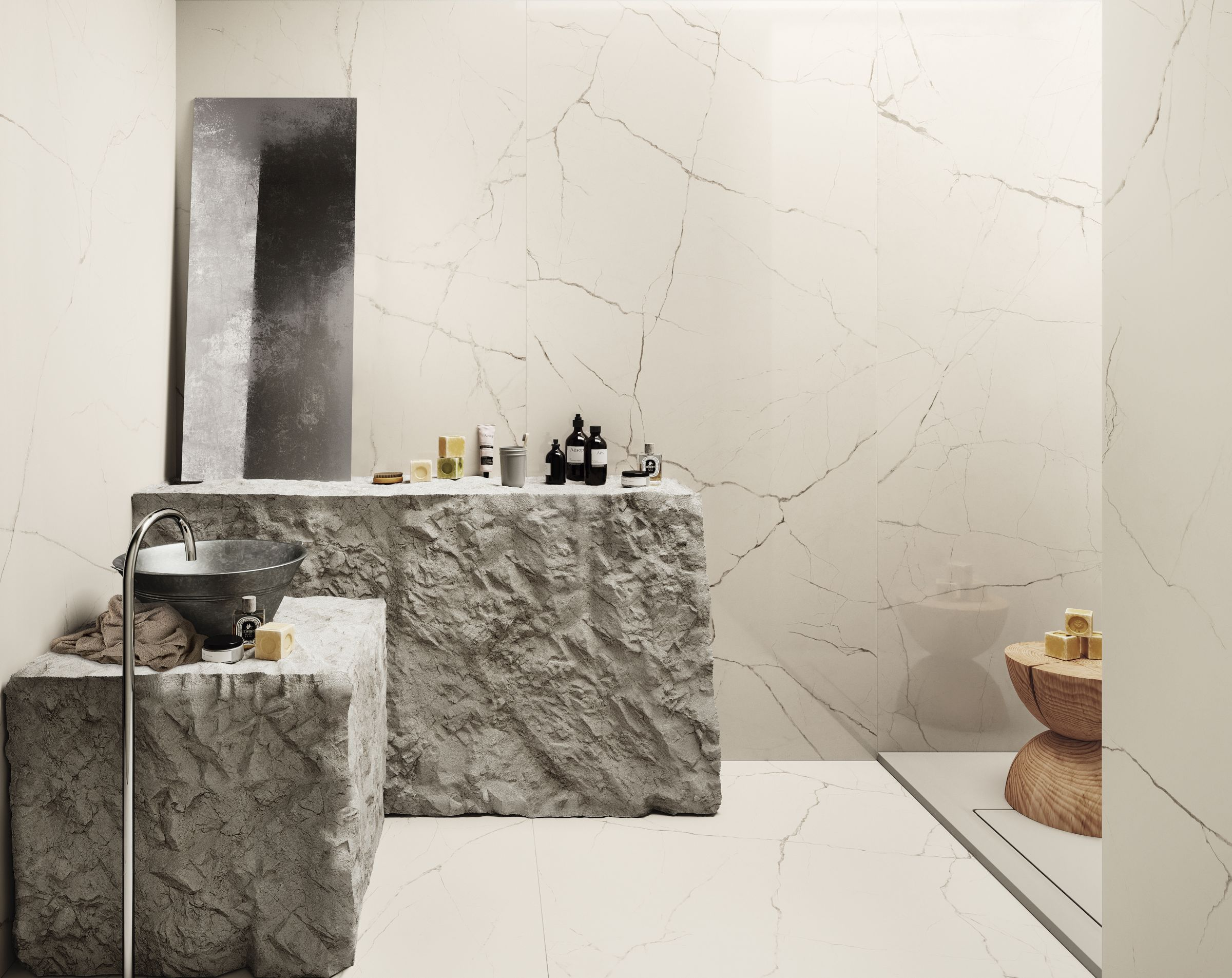 Marvellous Marble effect