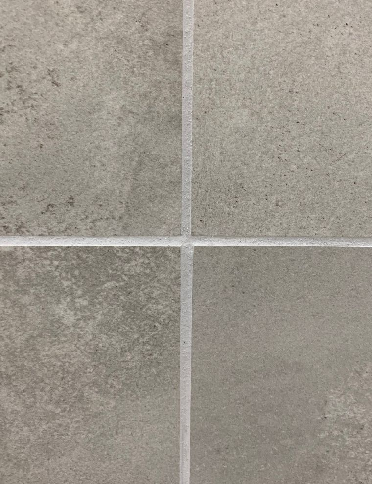 G is for Grout