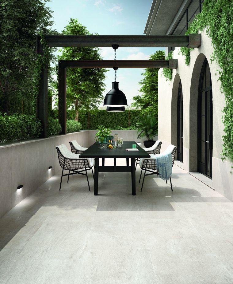 20mm Porcelain Outdoor Tiles