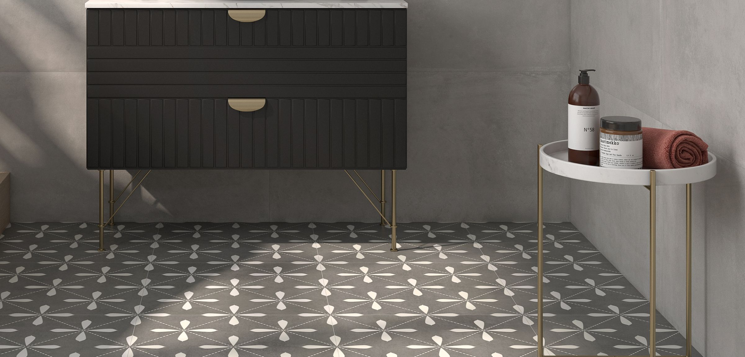 Pattern and Patchwork Tiles