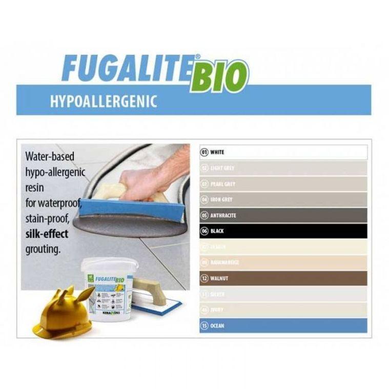 Fugalite® Bio Resin Grout by Kerakoll