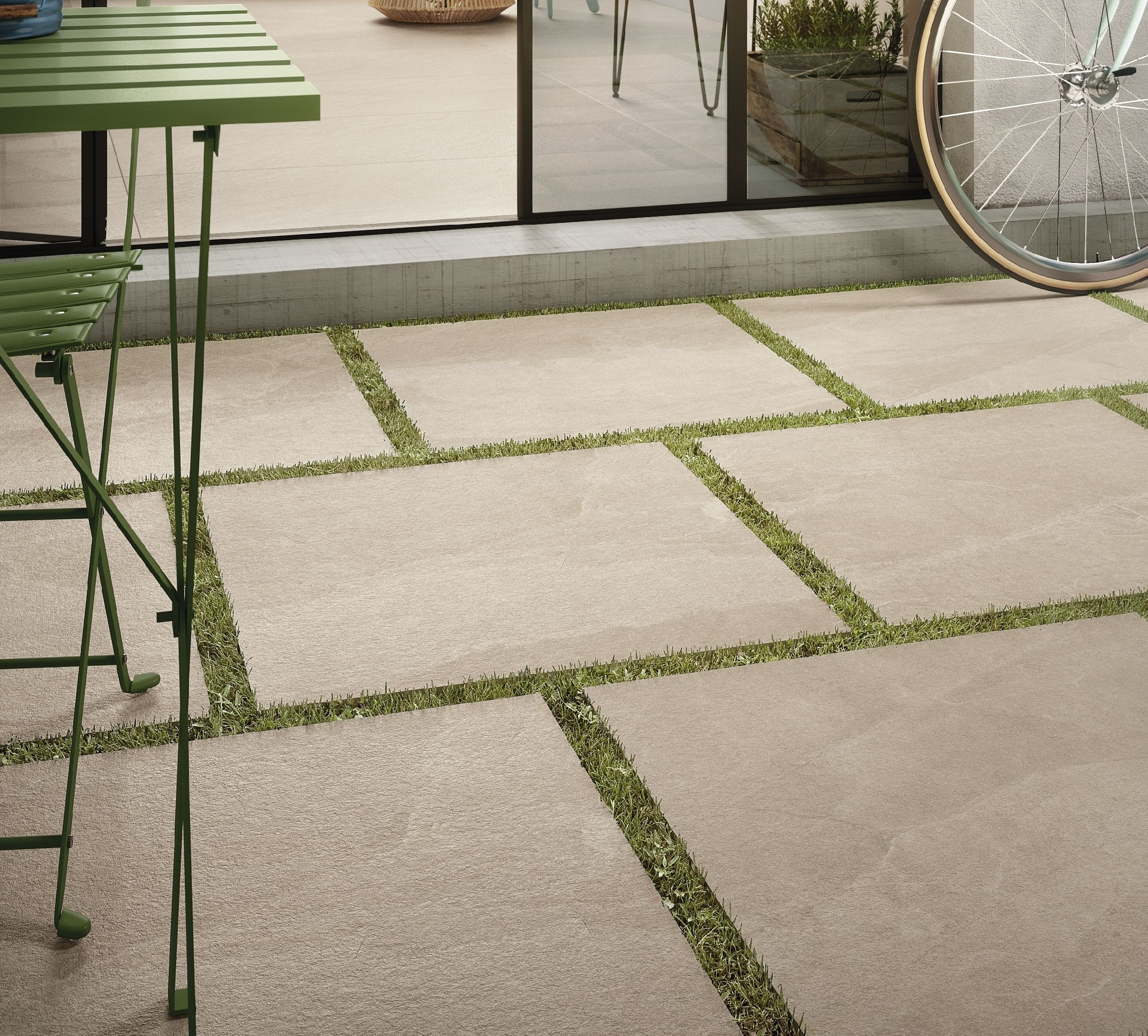 20mm Porcelain Tiles